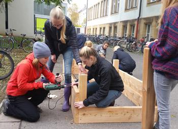 Gartenpädagogik Paetow - Uni Bamberg